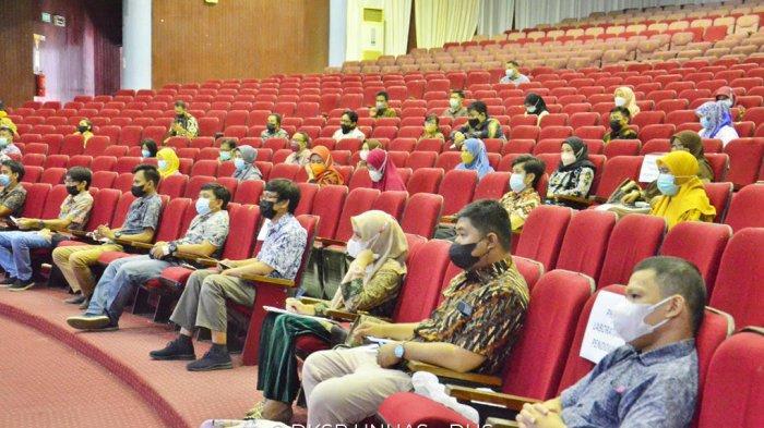 86 Tenaga Kependidikan Unhas Ikut Seleksi Penerimaan Non PNS Tetap Bagian Kepegawaian Unhas