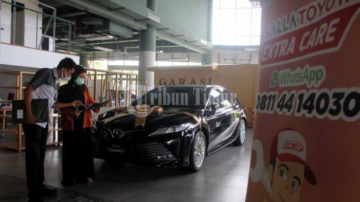 Beli Mobil Toyota Berhadiah Uang Tunai Rp 2 Juta, Gratis Oli, hingga Saldo E-Money