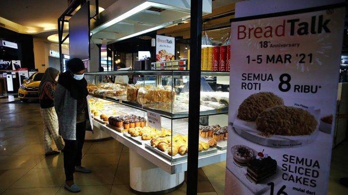 FOTO; Rayakan Anniversary ke-18, BreadTalk Trans Studio Mall Promo Roti Hanya Rp8 Ribu