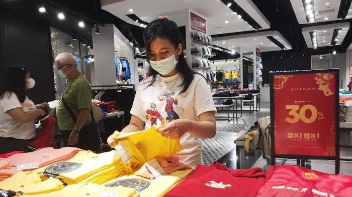 Sambut Imlek, 10 Brand Fesyen Tawarkan Diskon Hingga 70% di TSM Makassar
