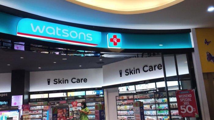 Belanja Hemat di Watsons TSM Makassar