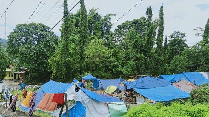 ISPA Paling Banyak Menyerang Korban Gempa Sulbar