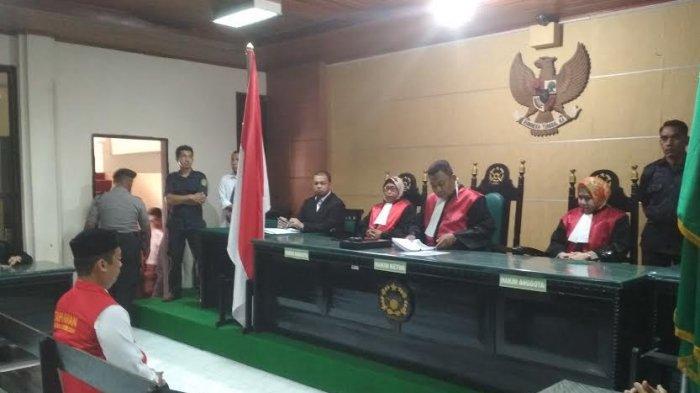 Sidang Kasus Pembunuhan Pegawai UNM, Kuasa Hukum Kecewa Pledoi Wahyu Jayadi Ditolak