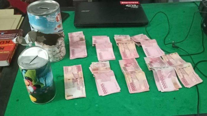 Tim Passaka Polres Majene Ringkus Pelaku Curat, Barang Buktinya Uang Rp 8,1 Juta