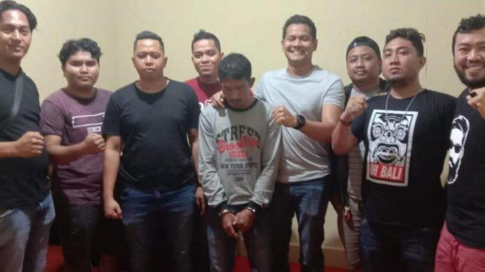 Terduga Pembakar Pasar Lama Topoyo Diringkus Polisi, Begini Motif Pelaku