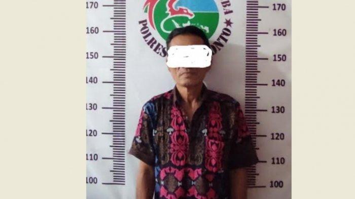 Dua Terduga Pelaku Penyalagunaan Narkoba Diciduk di Empoang Jeneponto