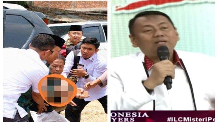 TERKUAK di ILC TVOne di Depan Karni Ilyas Istri Wiranto Lakukan Ini Setelah Penikaman, Kata Kapitra