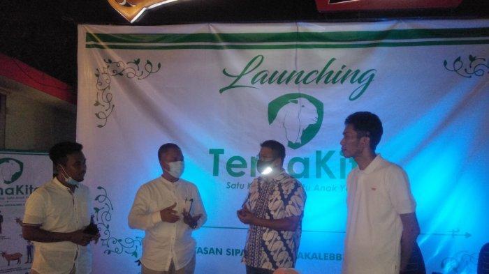 TernaKita Launching 1000 Kambing untuk Anak Yatim