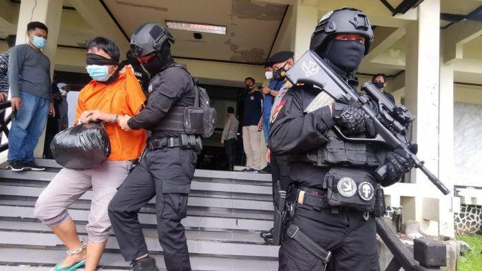 Kabar Buruk buat Rizieq Shihab, Sejumlah Terduga Teroris Anggota FPI, Kata Irjen Merdisyam
