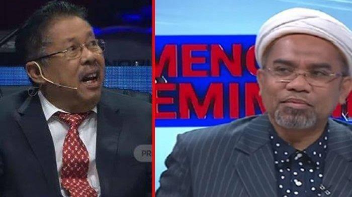 TERPOPULER: Alasan Karni Ilyas Murka Tunjuki Ali Ngabalin di ILC TV One, Video Viral: Memalukan!
