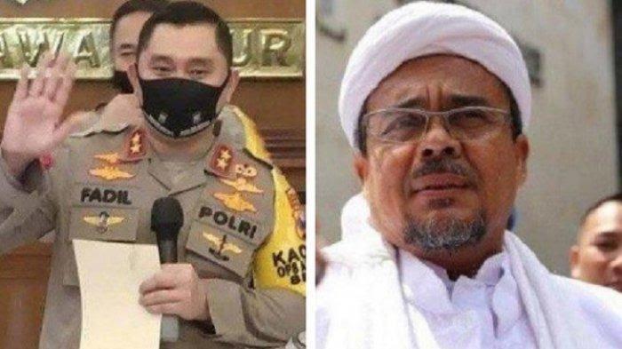 Apa Itu Sumpah Mubahalah? Irjen Fadil Imran Tak Hadiri Undangan Mubahalah Laskar FPI Habib Rizieq
