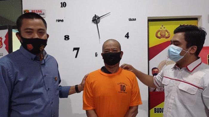 Modal Rp 5 Ribu, Lelaki 71 Tahun di Pinrang Cabuli Anak Tiri, Terancam Penjara 15 Tahun