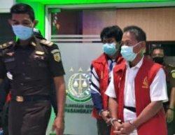 Korupsi Sewa Alat Berat, Mantan Kadis Kelautan Perikanan Pasangkayu Dijebloskan ke Penjara