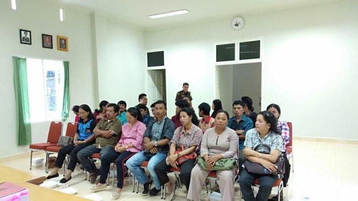 18 Tersangka Tindak Pidana Pemilu TPS Saluleang Mamasa, Siapa Dia?