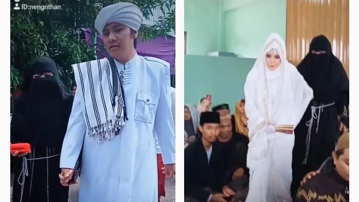 TERUNGKAP! Tak Hanya Antar Suami Nikah, Wanita Ini Juga yang Paksa Suami Poligami dan Carikan Istri