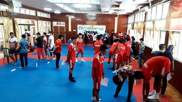 Makin Serius Tatap PON XX Papua, Ratusan Atlet Sulsel Kembali Jalani Tes Fisik dan Psikotes