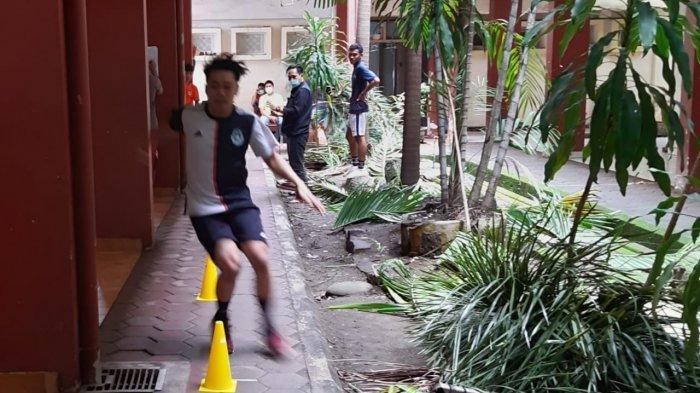 20 Atlet Ikuti Hari Terakhir Tes Fisik dan Psikotes PON Papua 2021, Ini Pesan Ketua KONI Sulsel