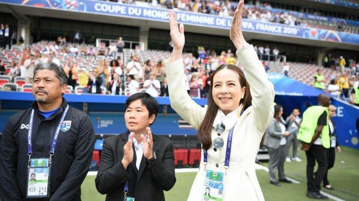 Kejutan, Wanita jadi Pelatih Klub Liga Utama Thailand. Pernah jadi Pemain Hockey, Lihat Sosoknya!