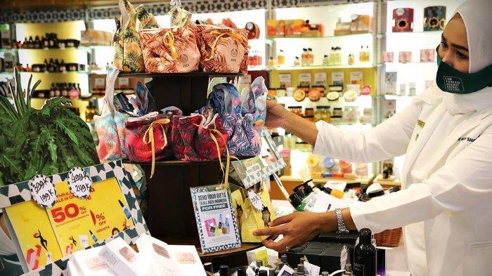 FOTO: The Body Shop TSM Diskon 50 %