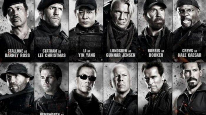 Sinopsis The Expendables 2 Bioskop Trans Tv Malam Ini Dibintangi Jet Li Arnold Schwarzenegger Halaman All Tribun Timur