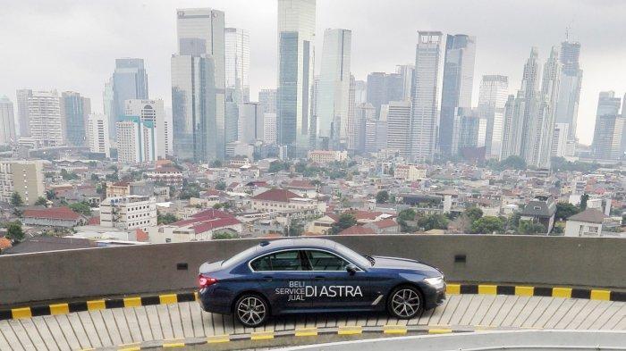 BMW Astra-BMW Group Hadirkan The New 530i, Makin Canggih dan Mempesona