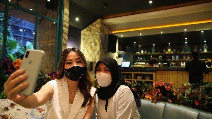The Saigon Restaurant, terletak di Jalan Letjend Hertasning Kota Makassar baru saja dibuka, Rabu (27/1/2021) menyajikan beragam menu baik Asian food, western, maupun Chinese Food dan lainnya.