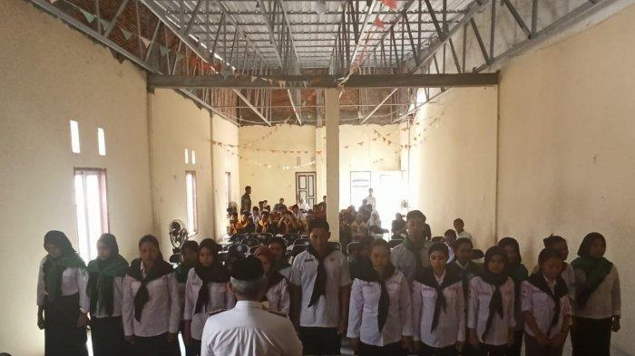 Lantik Pengurus KSR PMI Stikes Batara Guru, Begini Pesan Bupati Luwu Timur
