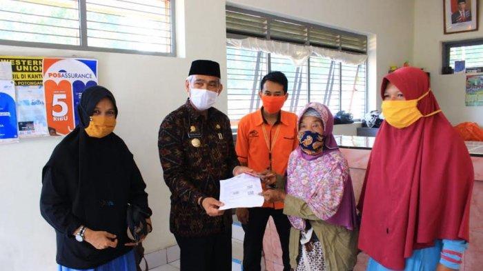 17.533 KK di Luwu Timur Terima Bantuan Sosial Tunai Kemensos
