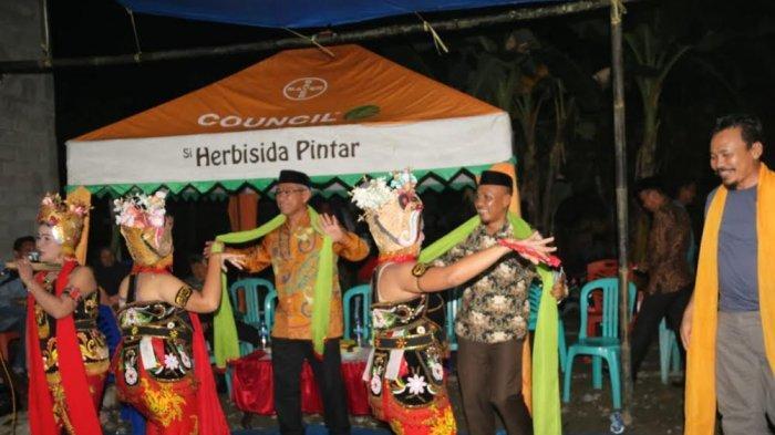 Hadiri Syukuran Kelompok Seni Reog Ponorogo, Begini Pesan Bupati Luwu Timur