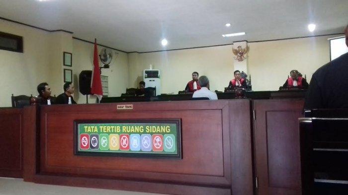 Bupati Lutim Beri Kesaksian Kasus Pidana Pemilu Camat Wasuponda, Ketua DPRD Absen