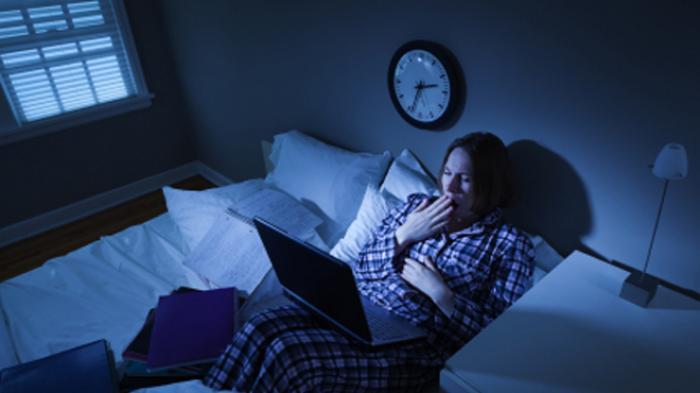 Inilah Bahaya Jika Kebiasaan Tidur Larut Malam