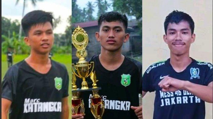 3 Pebola Desa Olang Perkuat Tim Sepak Bola Pra Porprov Luwu