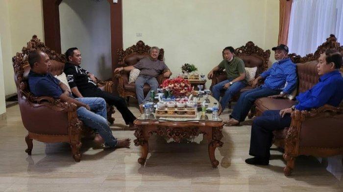 Tiga Ketua DPC Dorong Irwan Hamid Lawan Ni'matullah Erbe dan IAS di Musda Demokrat Sllsel