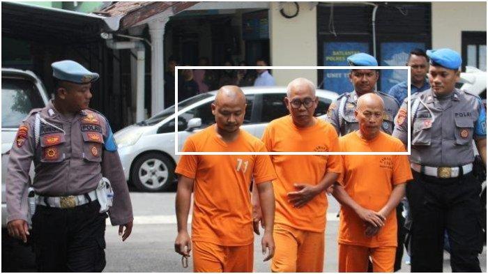 Gunduli Guru/Pembina Pramuka SMPN 1 Turi Sleman, Akhirnya Polisi Dapat Ganjaran