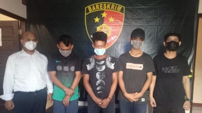 Pukul Warga Sukamaju, 3 Pemuda Munte Luwu Utara Ditangkap Polisi