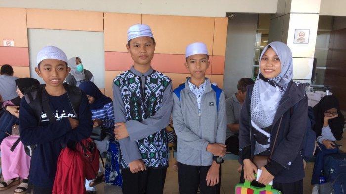 Tiga Putra Terbaik Sulsel Lolos Beasiswa Smart Ekselensia Dompet Dhuafa