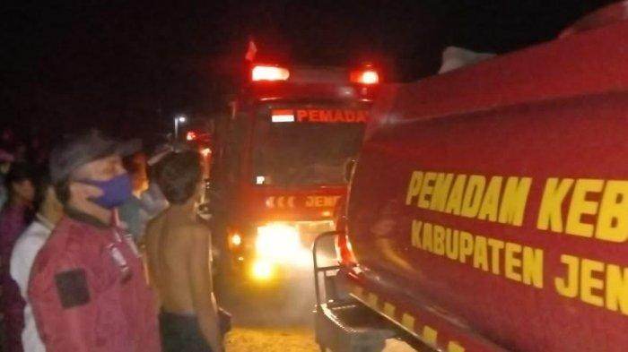 Api Hanguskan 2 Unit Rumah dan 7 Ekor Ternak di Desa Arpal Jeneponto