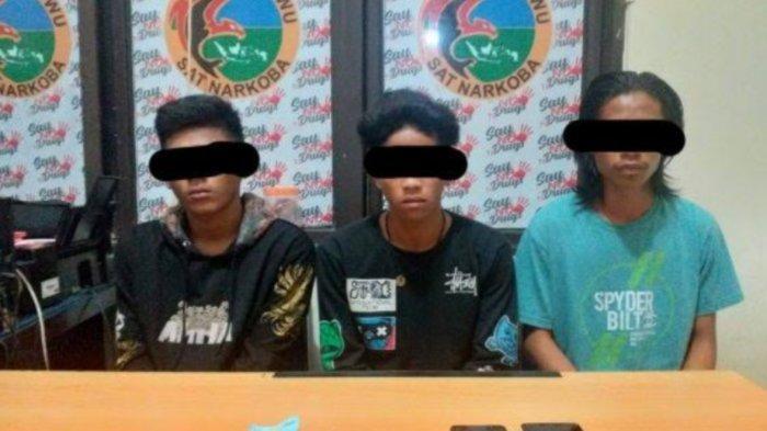 Kantongi Sabu-sabu, 3 Warga Luwu Ditangkap Polisi