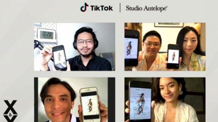 Meriahkan Hari Film Nasional, TikTok Luncurkan Film Pendek Vertikal Pertama 'X&Y'