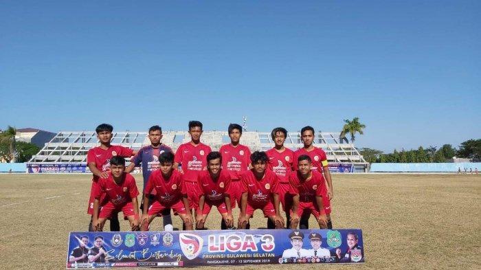 Bank Sulselbar FC Awali Liga 3 dengan Kemenangan 3-1 Atas Persibone