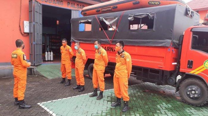 Tim Rescue Basarnas Sulsel Dikerahkan Cari Korban Tenggelam di Pantai Gusung Takalar