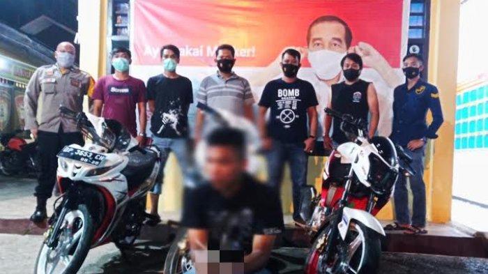 Polisi Ciduk Pelaku Penipuan 3 Showroom Motor di Toraja