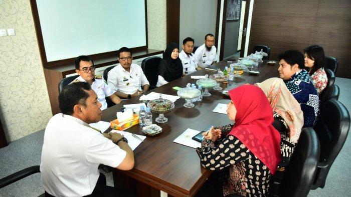 Periksa Laporan Keuangan, Tim BPK Berkunjung ke Sidrap