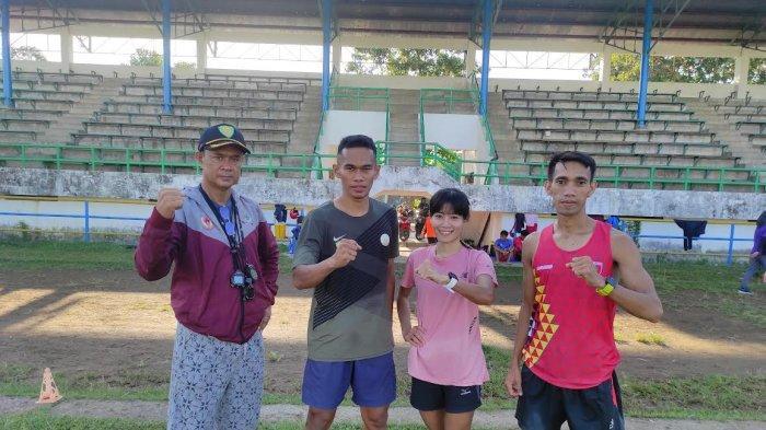 Cabor Atletik Sulsel Target Satu Medali Emas PON Papua