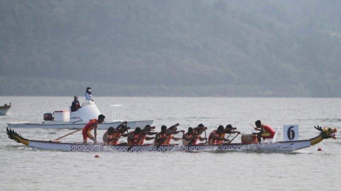 Kalah di Final Nomor TBR, Sulsel Nihil Emas di Cabor Dayung PON Papua
