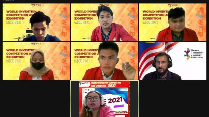 Selamat! Tim FKIP Unhas Raih Medali Emas di Ajang Internasional WICE 2021