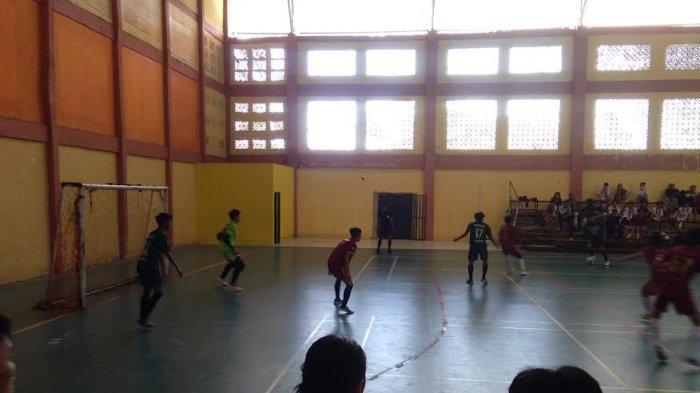 Hasil Trofeo Raharja 3 Tim Futsal Pra Porprov di Belopa Luwu