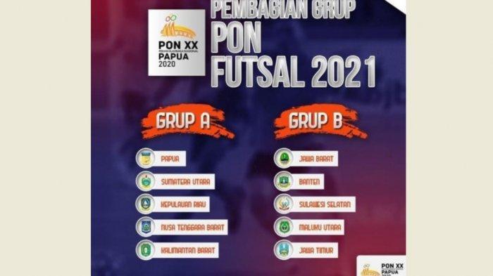 Tim Futsal Sulsel Masuk Grup Neraka, Pelatih Anggap Setiap Pertandingan adalah Final
