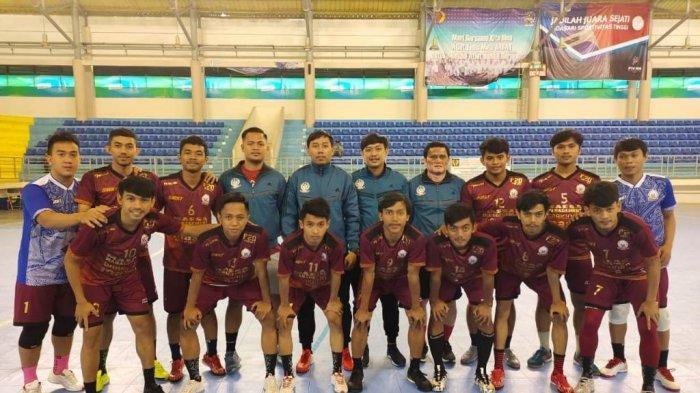 Pra PON 2019, Tim Futsal Sulsel Menang WO atas Lawannya Sulteng