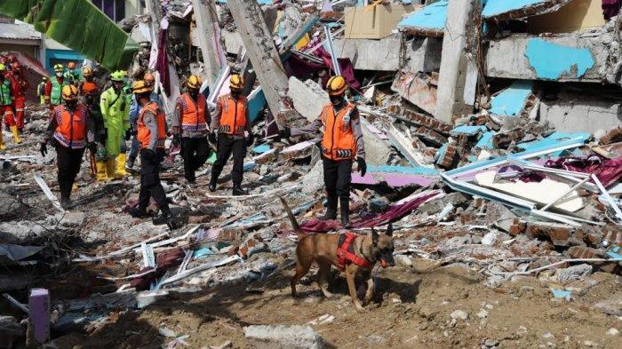 BPBD Mulai Hitung Tingkat Kerusakan Dampak Gempa 6,2 SR di Sulbar